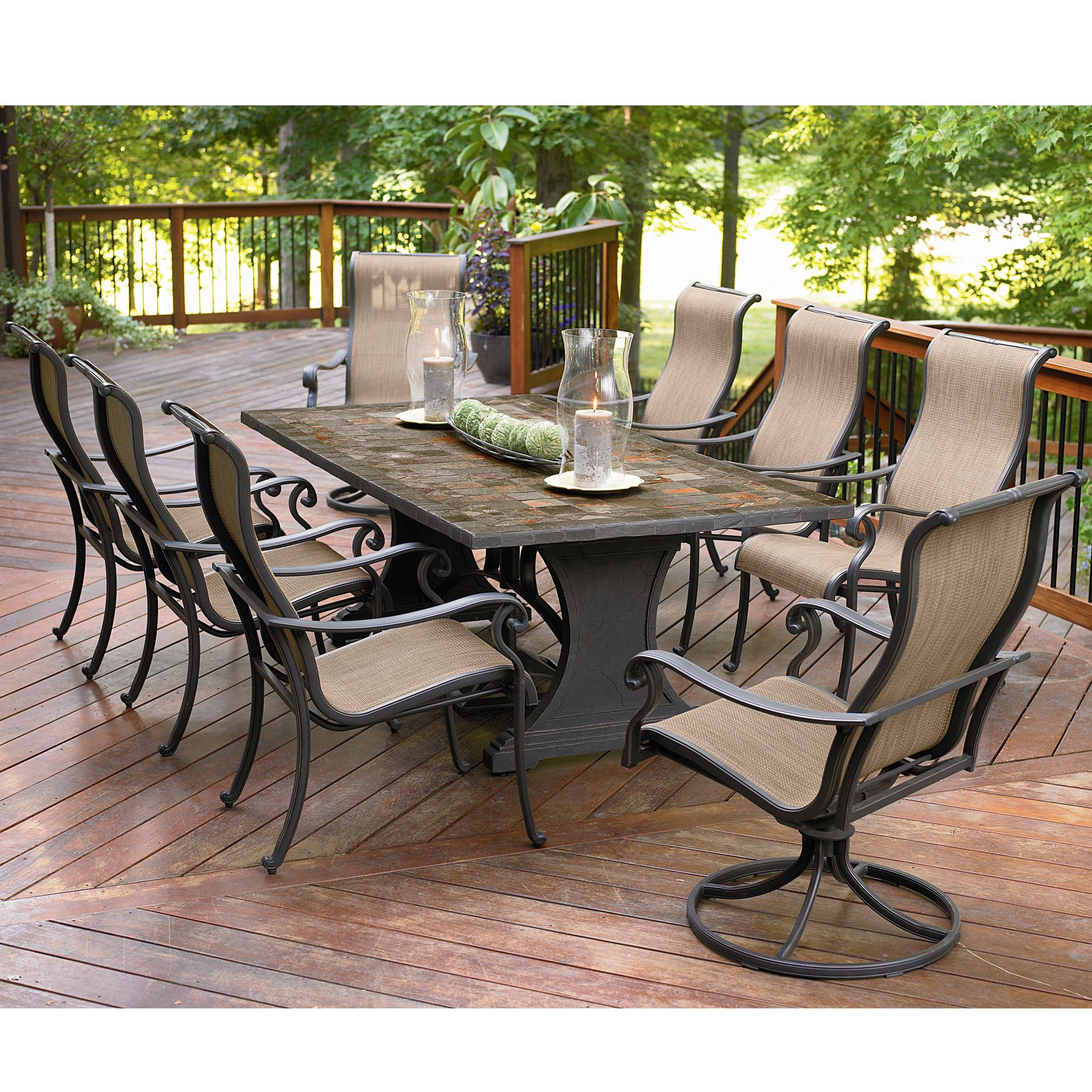 patio furniture dining sets photo - 2