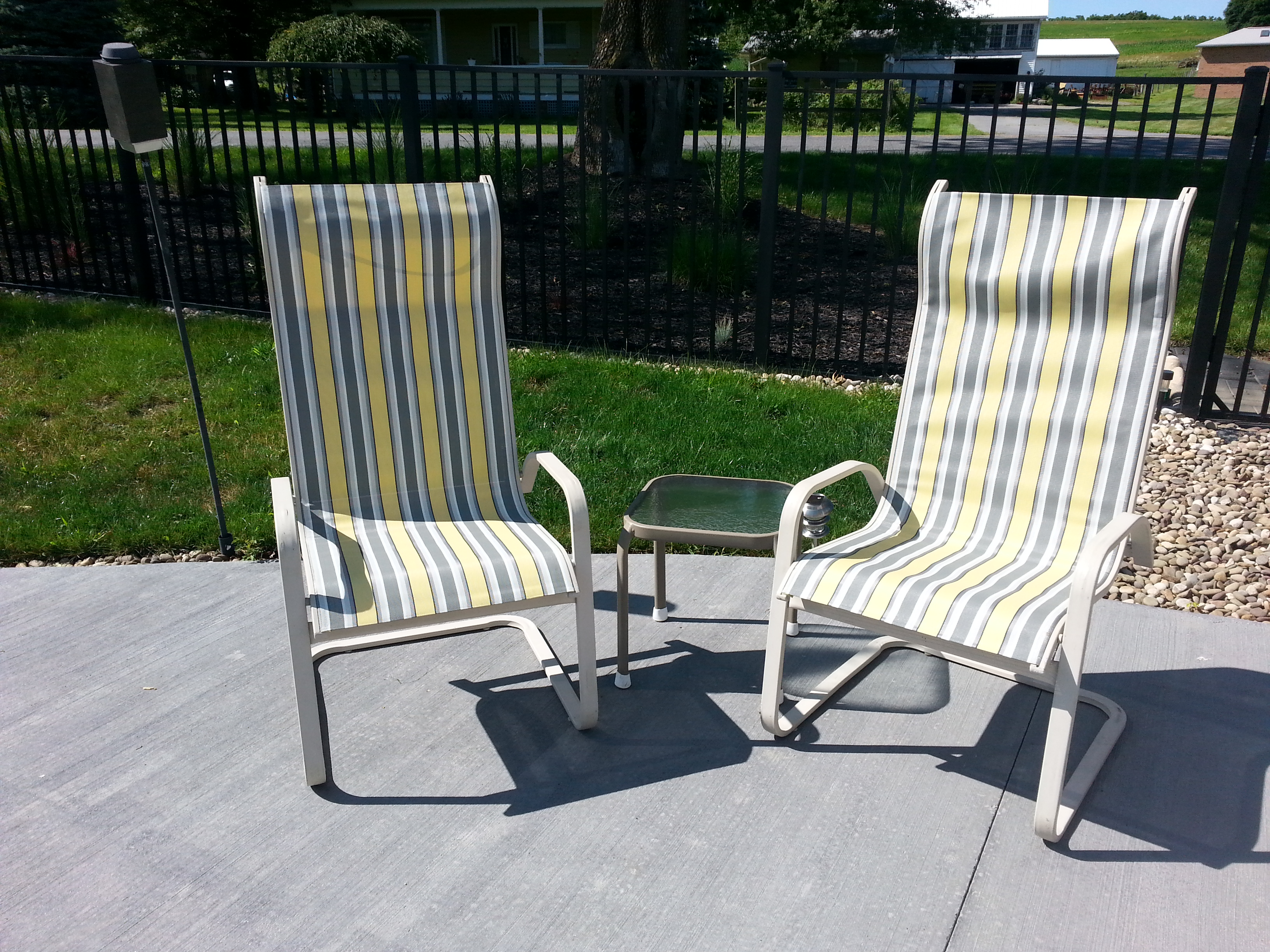 patio furniture for less photo - 10