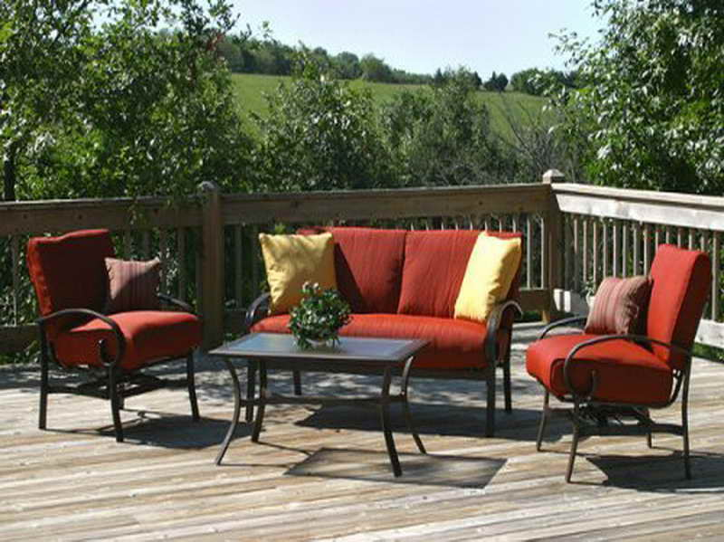 patio furniture for small spaces photo - 5