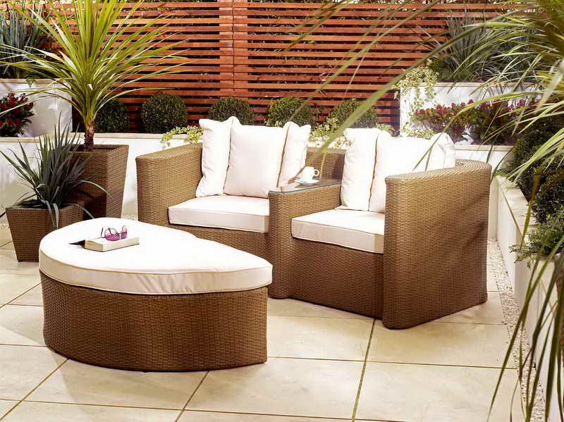 patio furniture for small spaces photo - 6