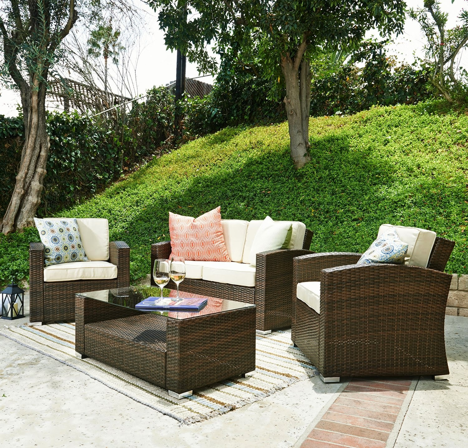 patio furniture sets photo - 1
