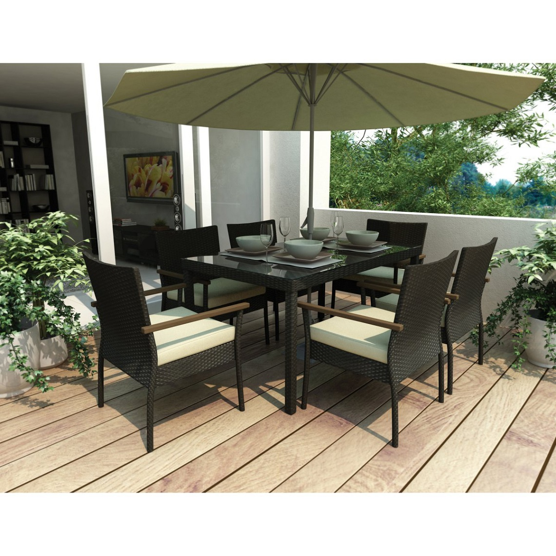 patio furniture sets photo - 4