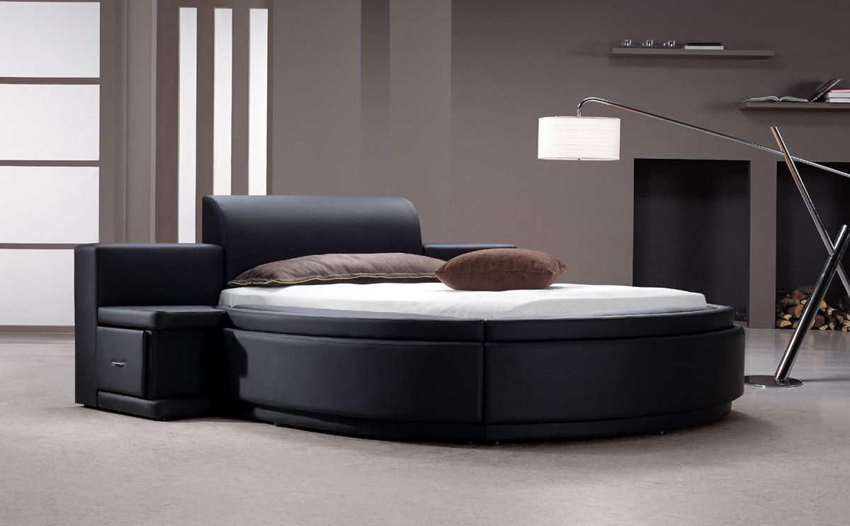quality black bedroom furniture photo - 10