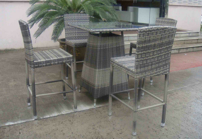 resin outdoor bar sets photo - 9