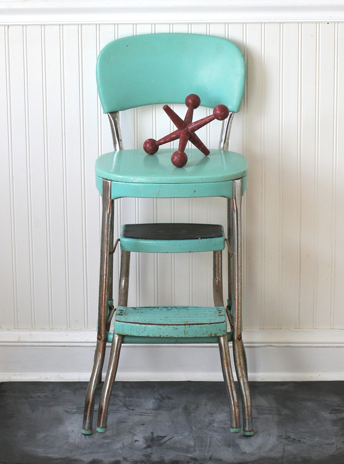 retro kitchen chair replacement seats photo - 5