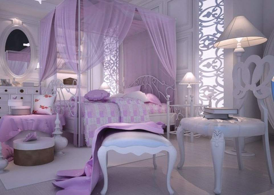 romantic bedroom furniture ideas photo - 4
