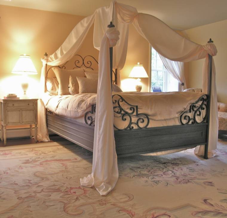 romantic bedroom furniture ideas photo - 7