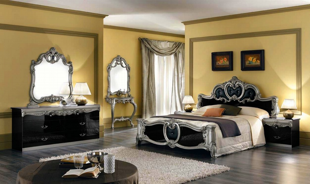 romantic bedroom furniture ideas photo - 8