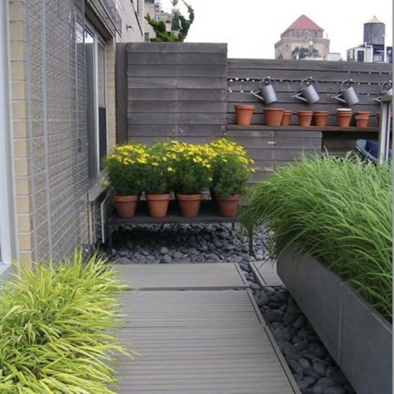 roof terrace garden design ideas photo - 1