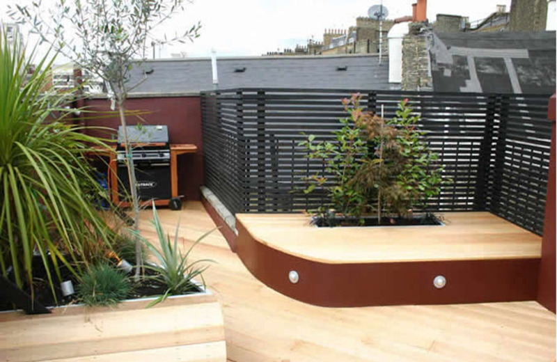 roof terrace garden design ideas photo - 10