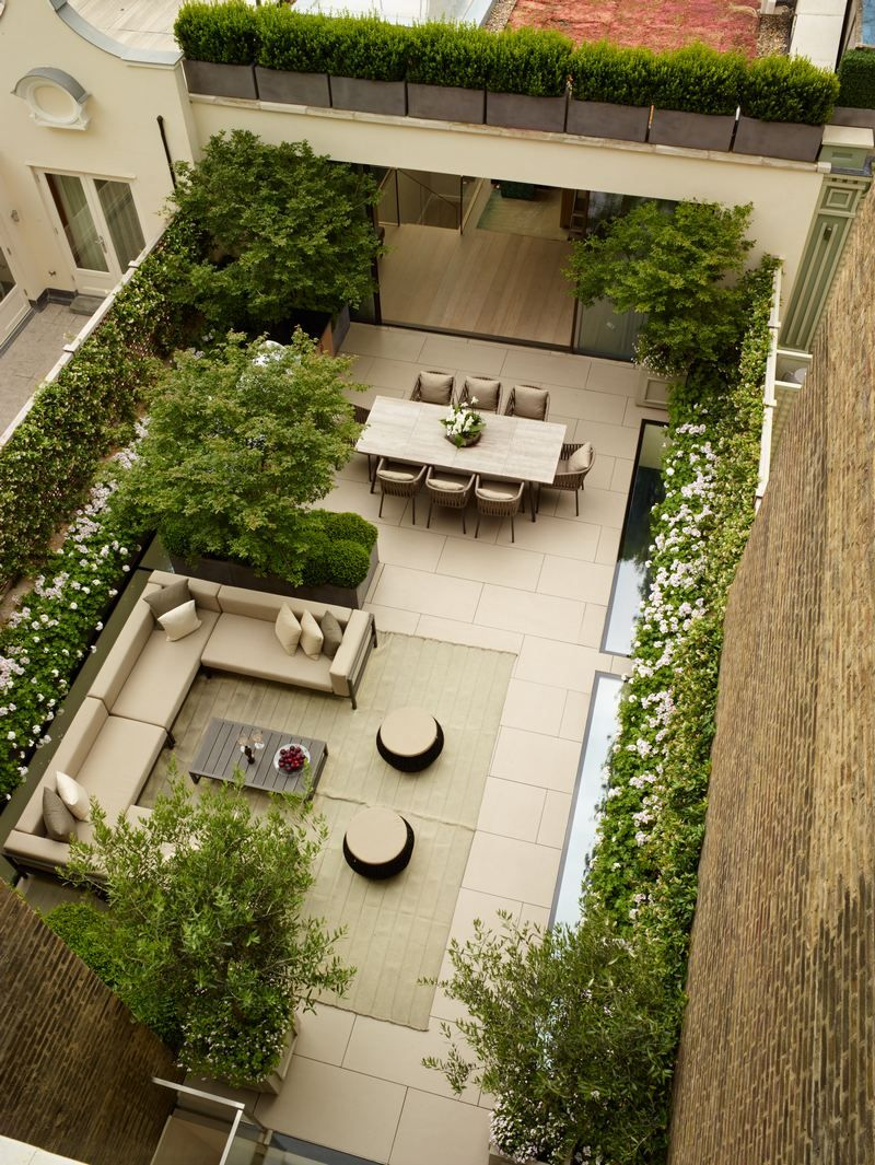 roof terrace garden design ideas photo - 9