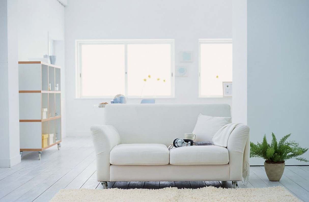 room designs with white furniture photo - 6