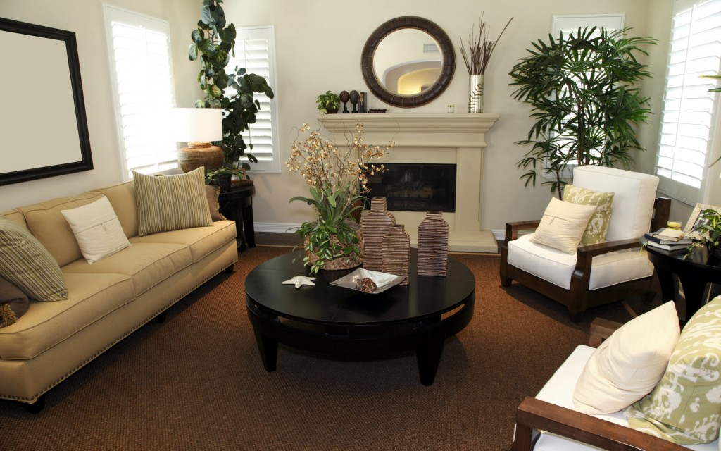 room furniture placement ideas photo - 1