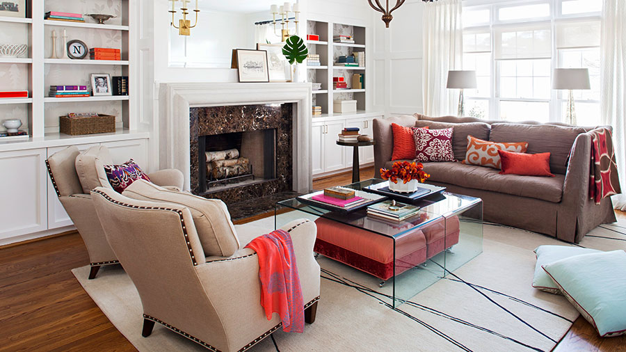 room furniture placement ideas photo - 3