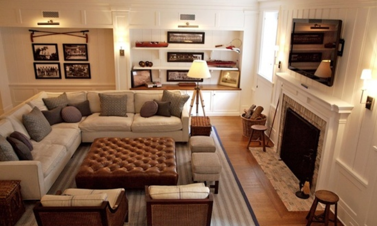 room furniture placement ideas photo - 4
