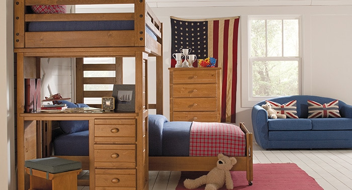 rooms to go bedroom furniture for kids photo - 9