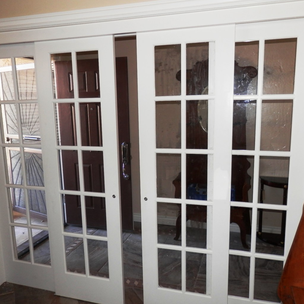 rosco french doors interior photo - 10