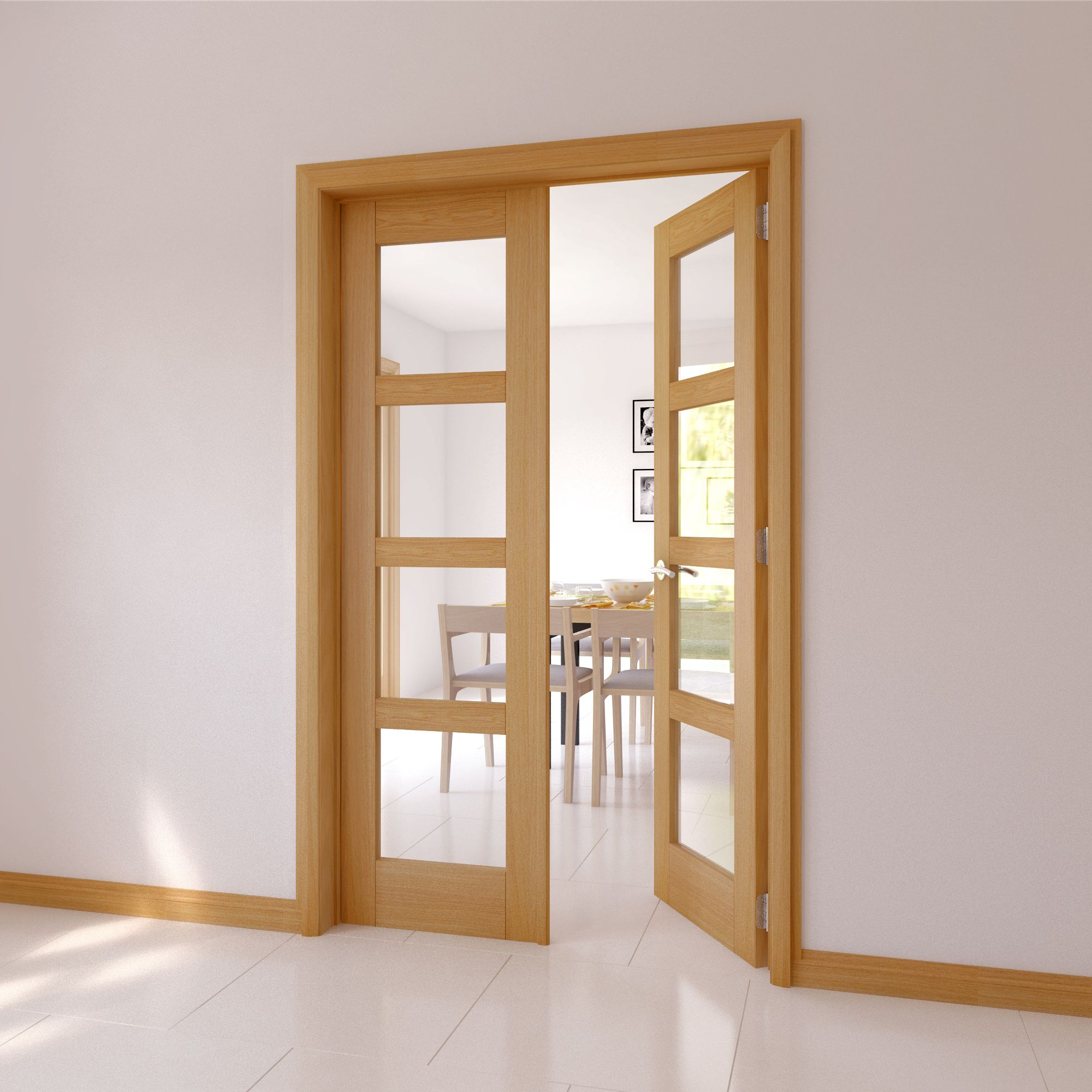 rosco french doors interior photo - 6