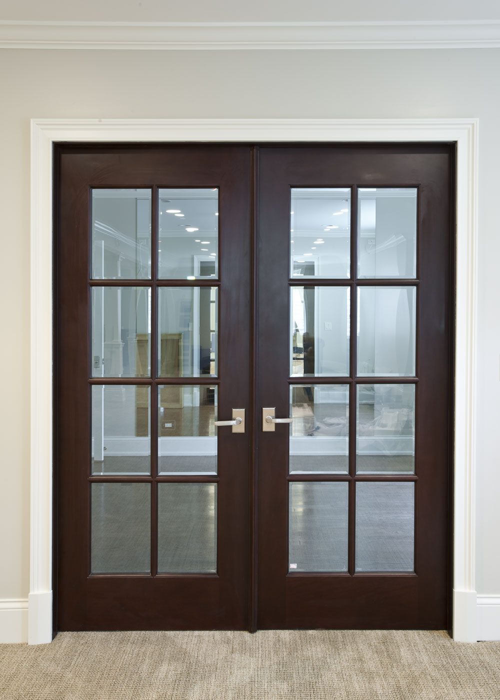 rosco french doors interior photo - 8