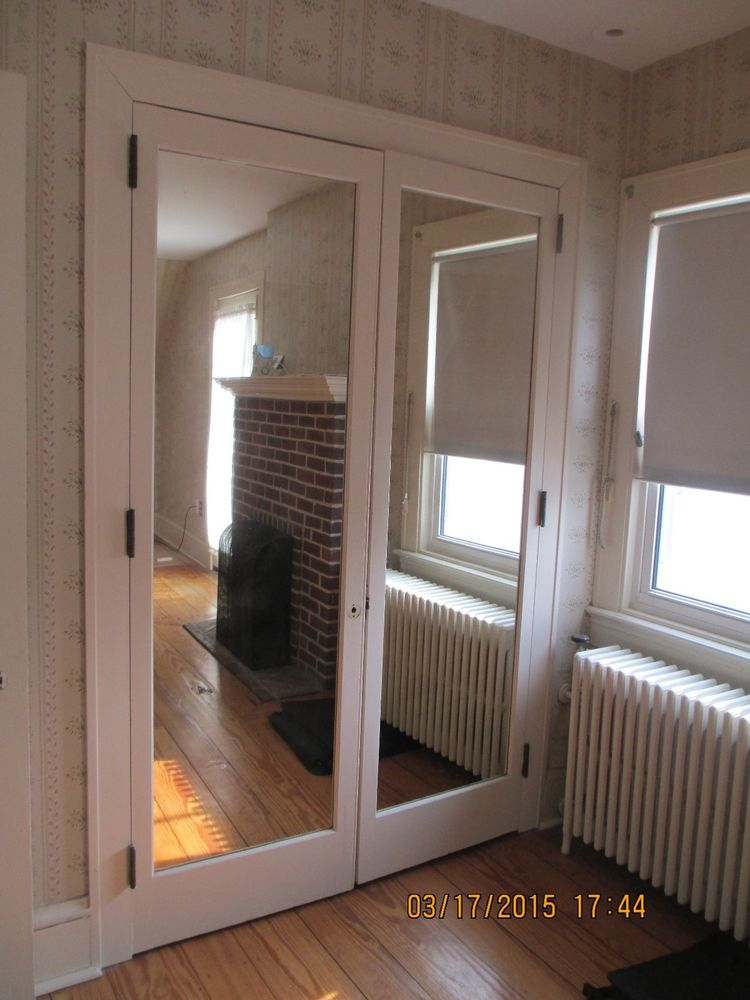rosco french doors interior photo - 9