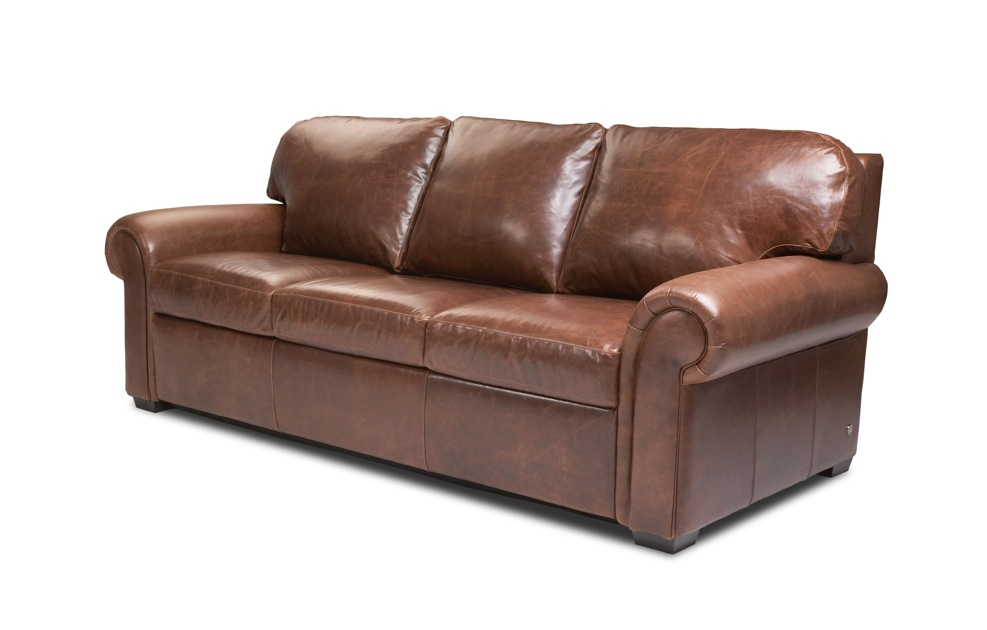 sleeper sofa american leather photo - 5