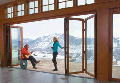 sliding pocket doors exterior photo - 7