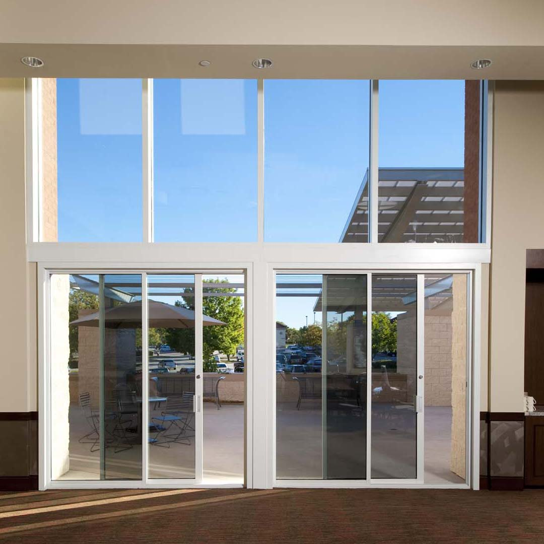 sliding pocket doors exterior photo - 9
