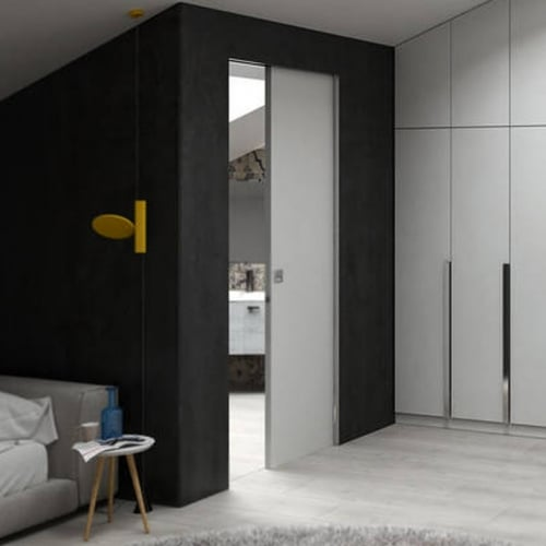 sliding pocket doors fire rated photo - 10