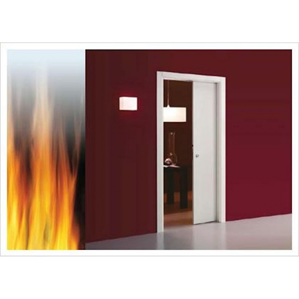 sliding pocket doors fire rated photo - 3