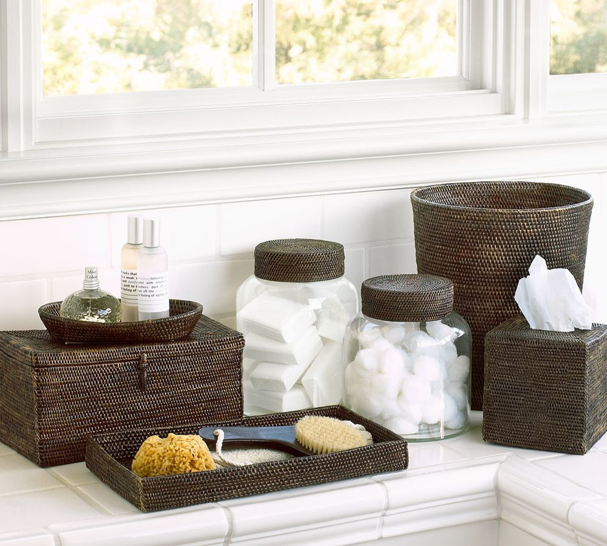 spa bathroom accessory ideas photo - 10