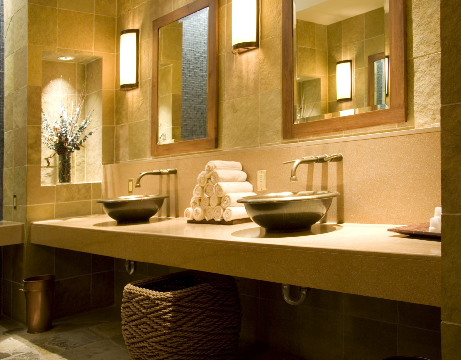 spa bathroom ideas pictures photo - 10