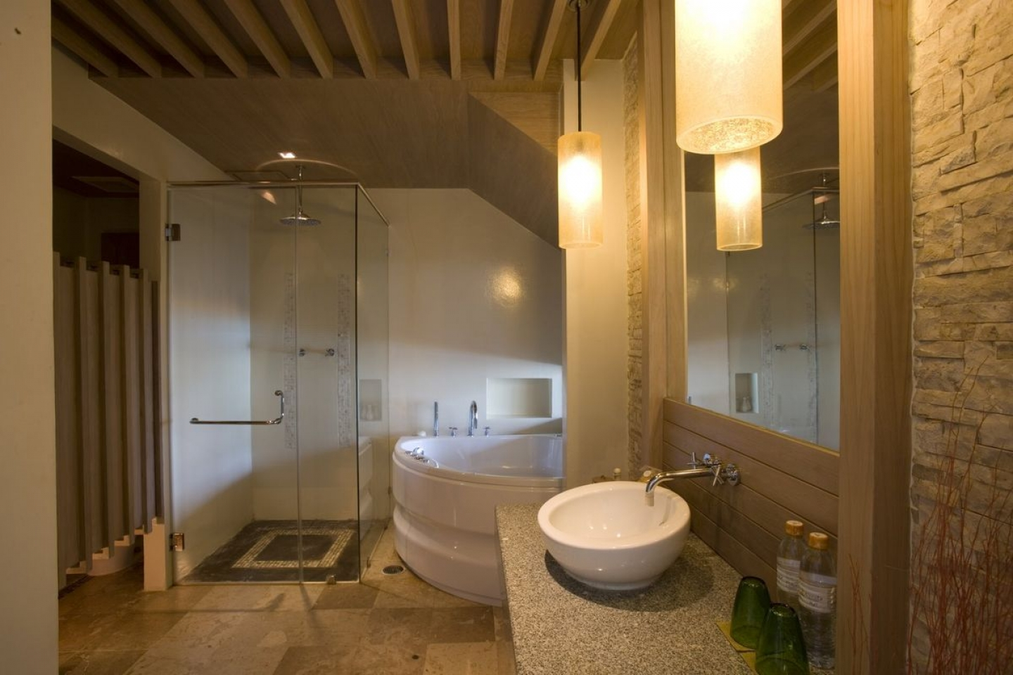 spa bathroom ideas pictures photo - 2