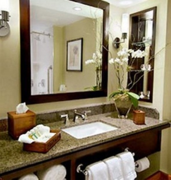 spa bathroom ideas pictures photo - 9