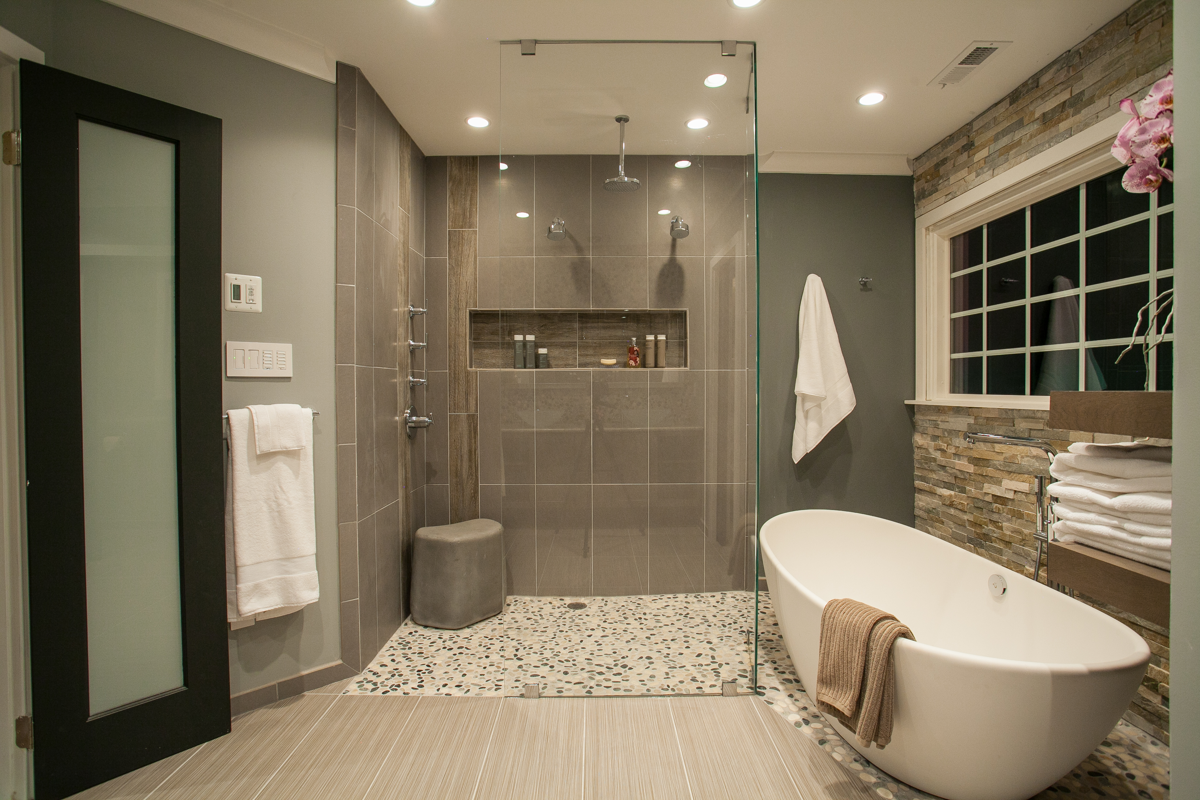 spa bathroom images photo - 8
