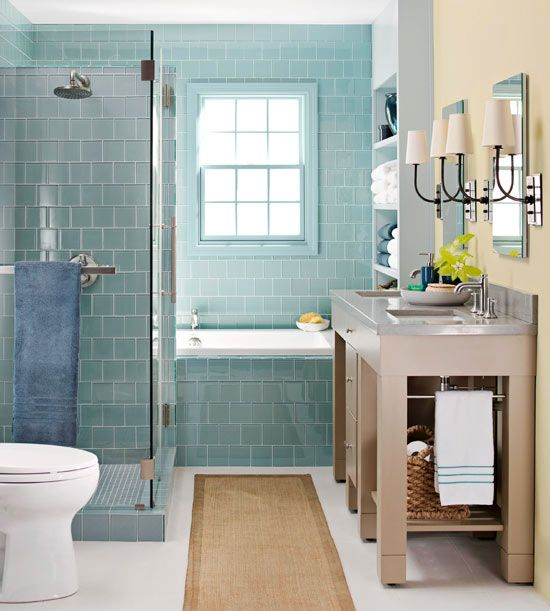 spa bathroom paint colors photo - 3