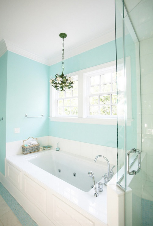spa bathroom paint colors photo - 9