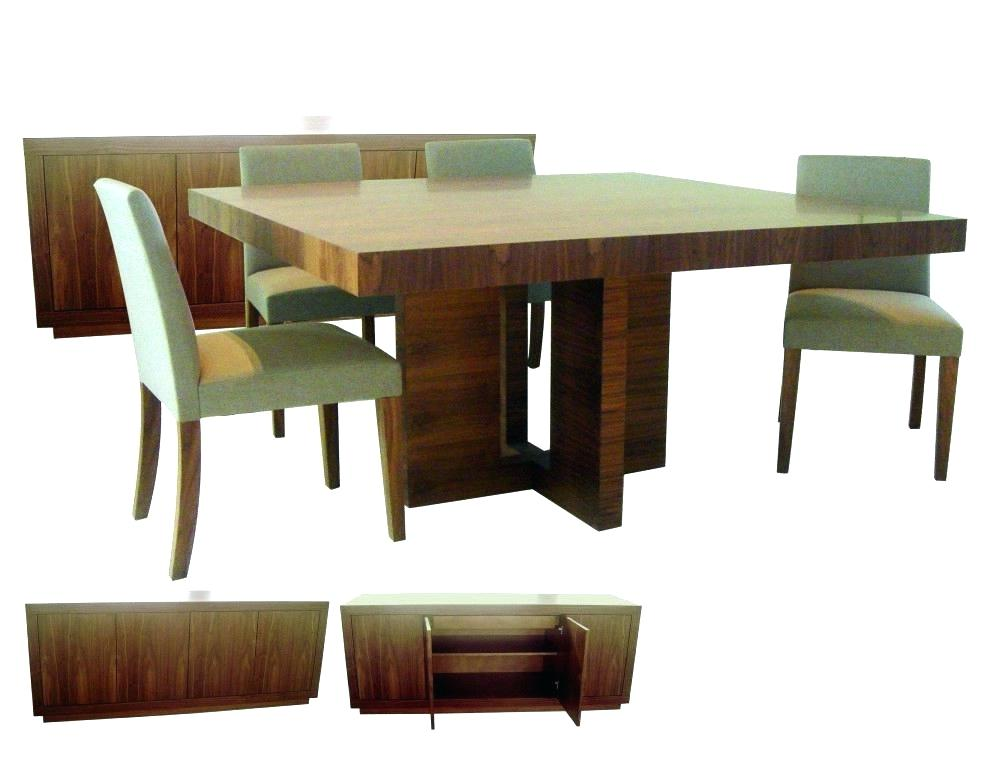 square dining table contemporary photo - 7