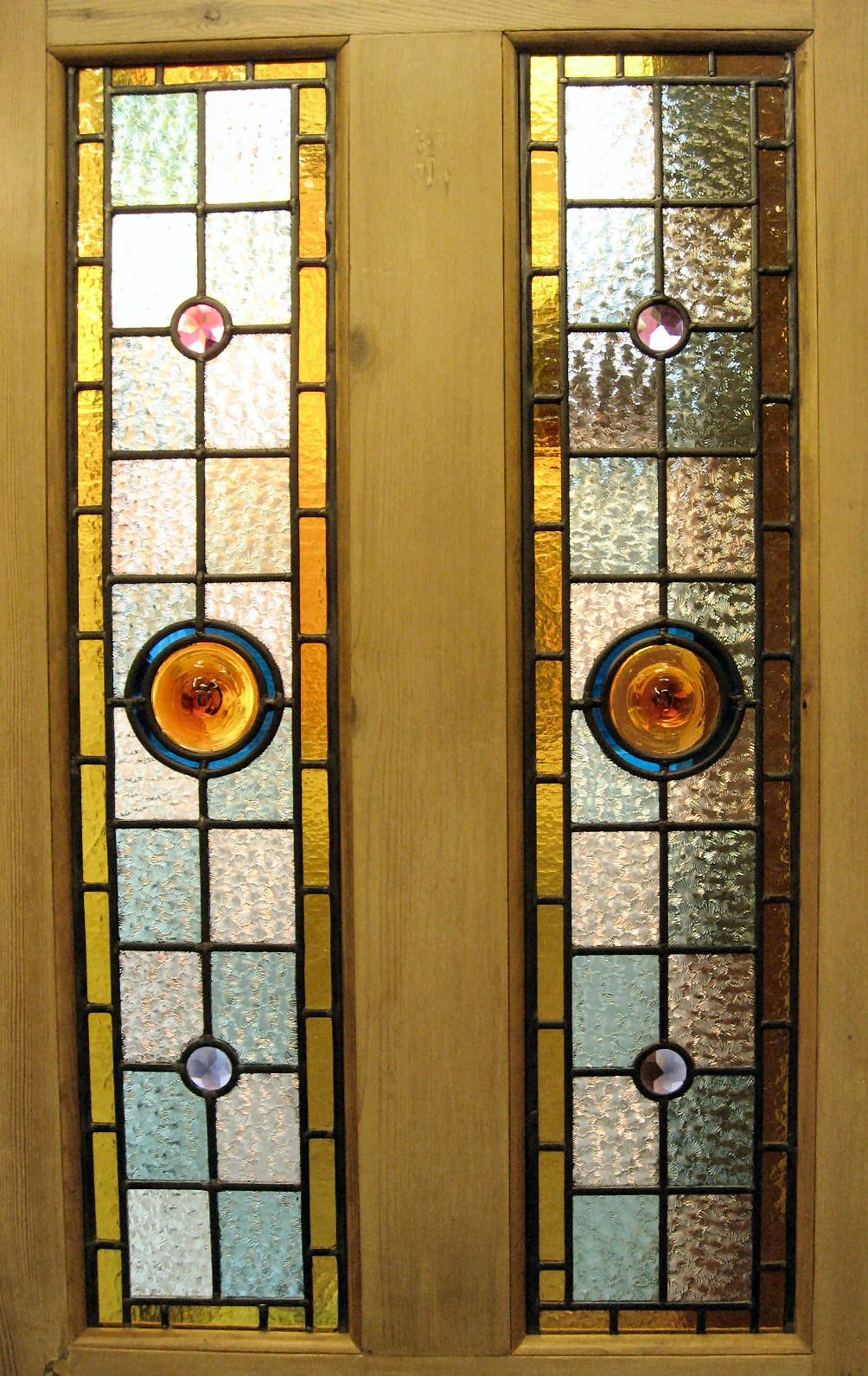 stained glass furniture design photo - 10