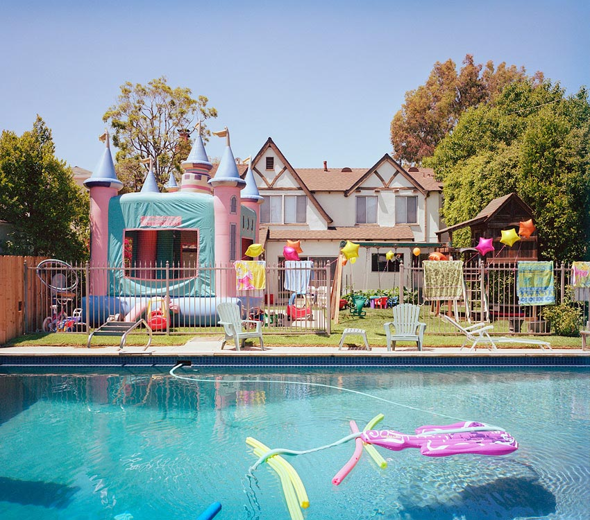 swimming pool birthday ideas photo - 7