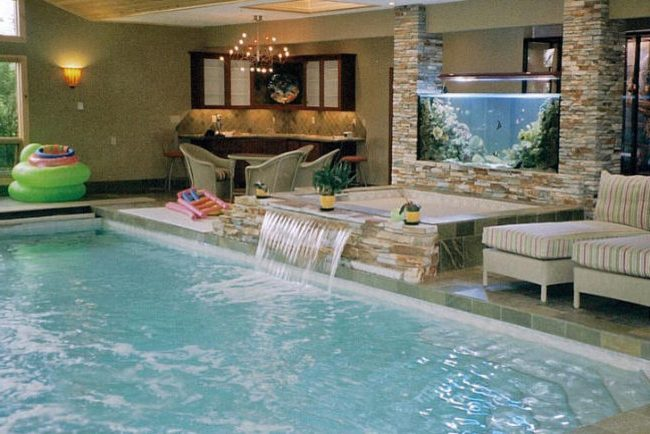 swimming pool building ideas photo - 2