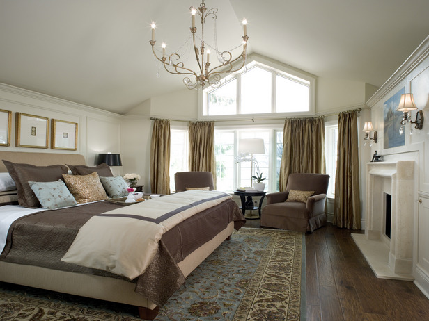 traditional bedroom decorating photo - 10