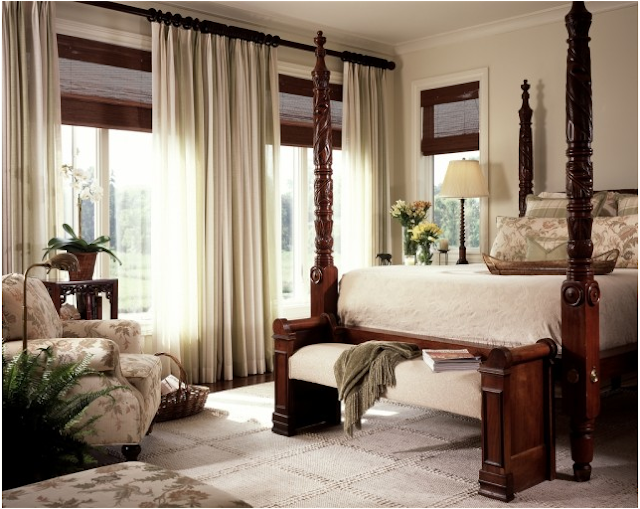 traditional bedroom decorating ideas photo - 4