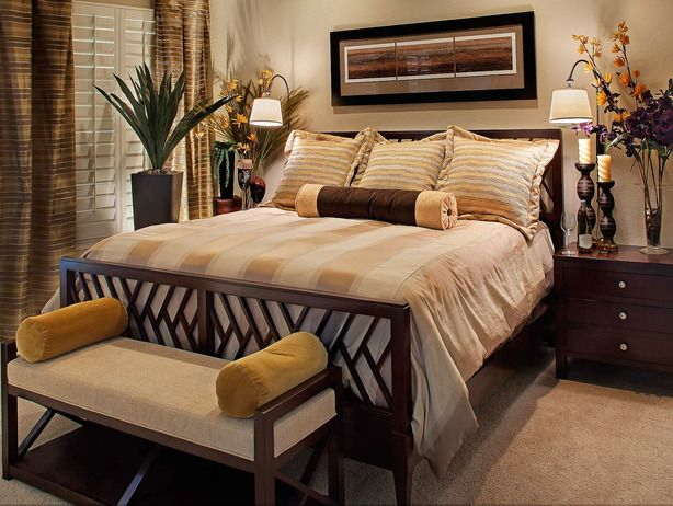 traditional bedroom decorating ideas photo - 6