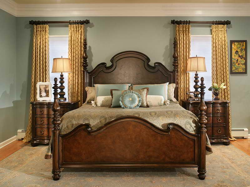 traditional bedroom paint ideas photo - 9