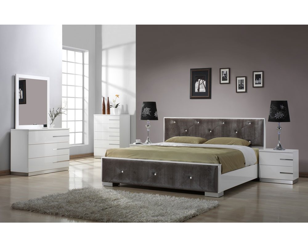 traditional contemporary bedroom sets photo - 1