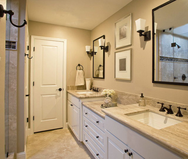 traditional home bathroom ideas photo - 5