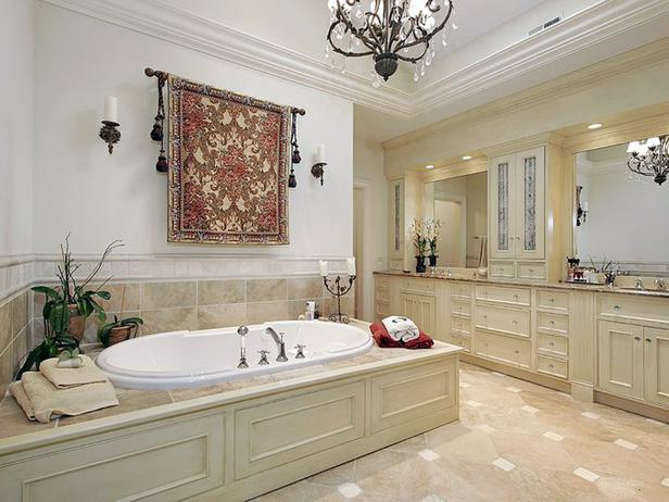 traditional home bathroom ideas photo - 6
