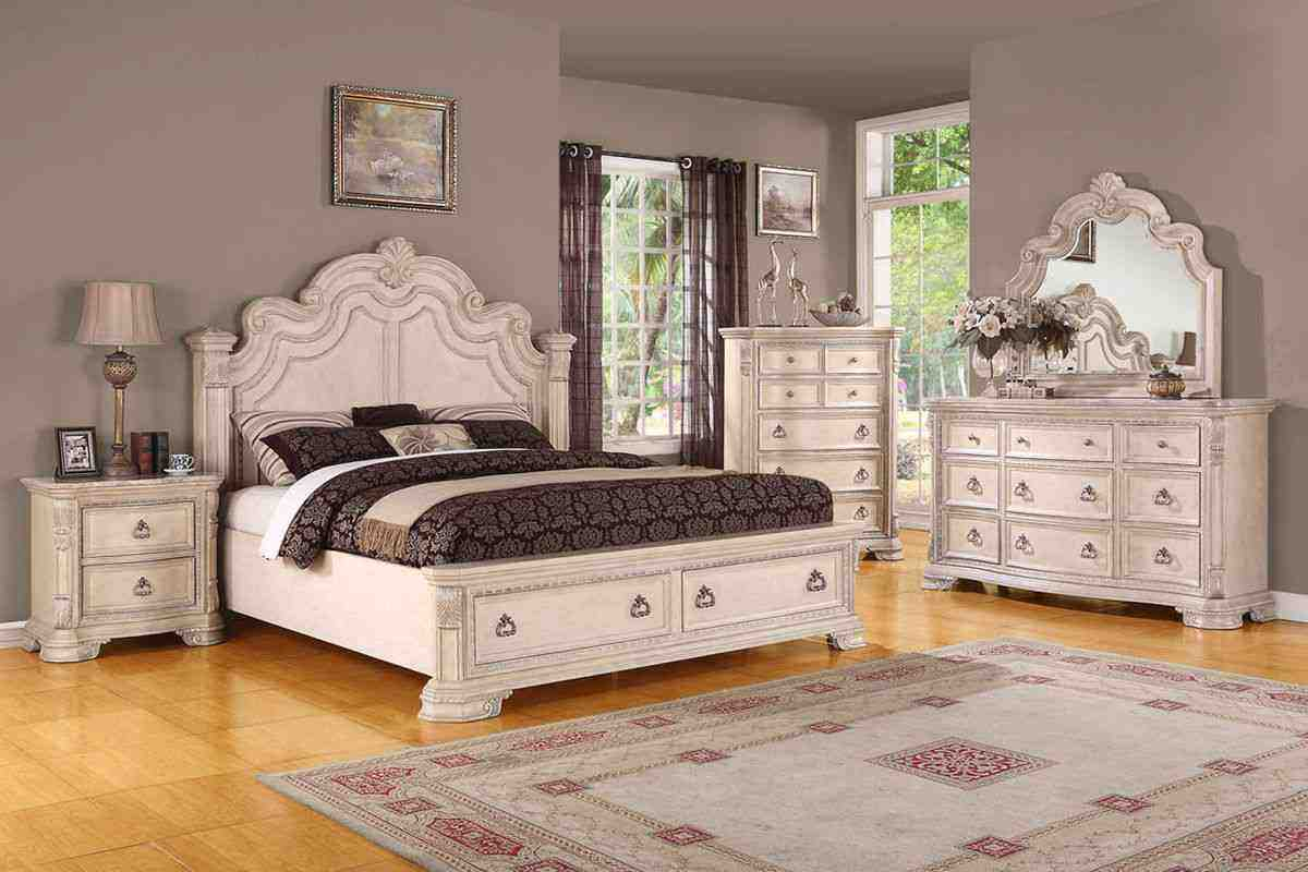 traditional italian bedroom sets photo - 2