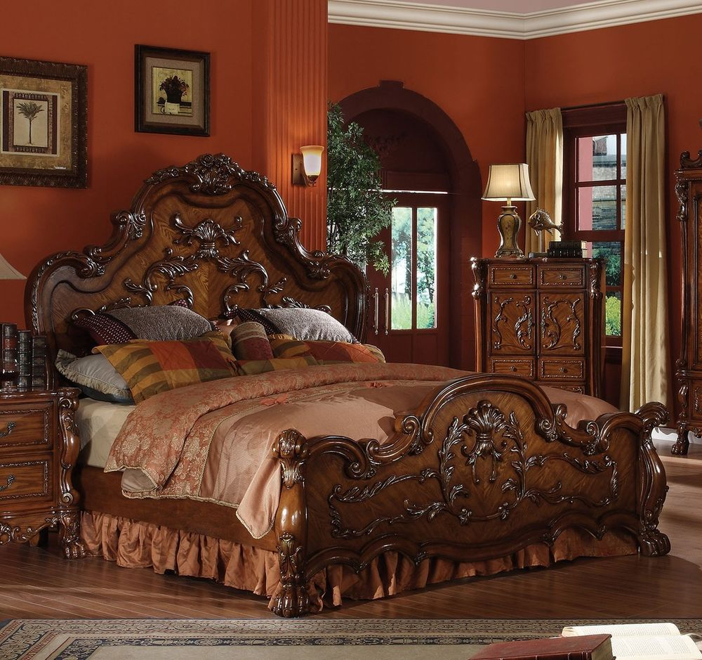 traditional queen bedroom sets photo - 6