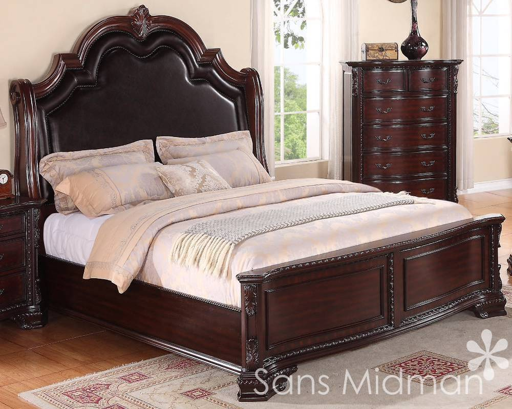 traditional queen bedroom sets photo - 7